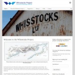 Whisstocks Project Website
